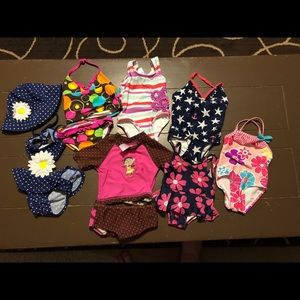 Other - Infant swimming suits as 0-3 mo - 3-6 mo